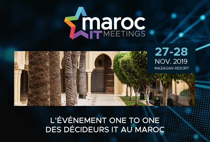 Maroc IT Meetings 2019